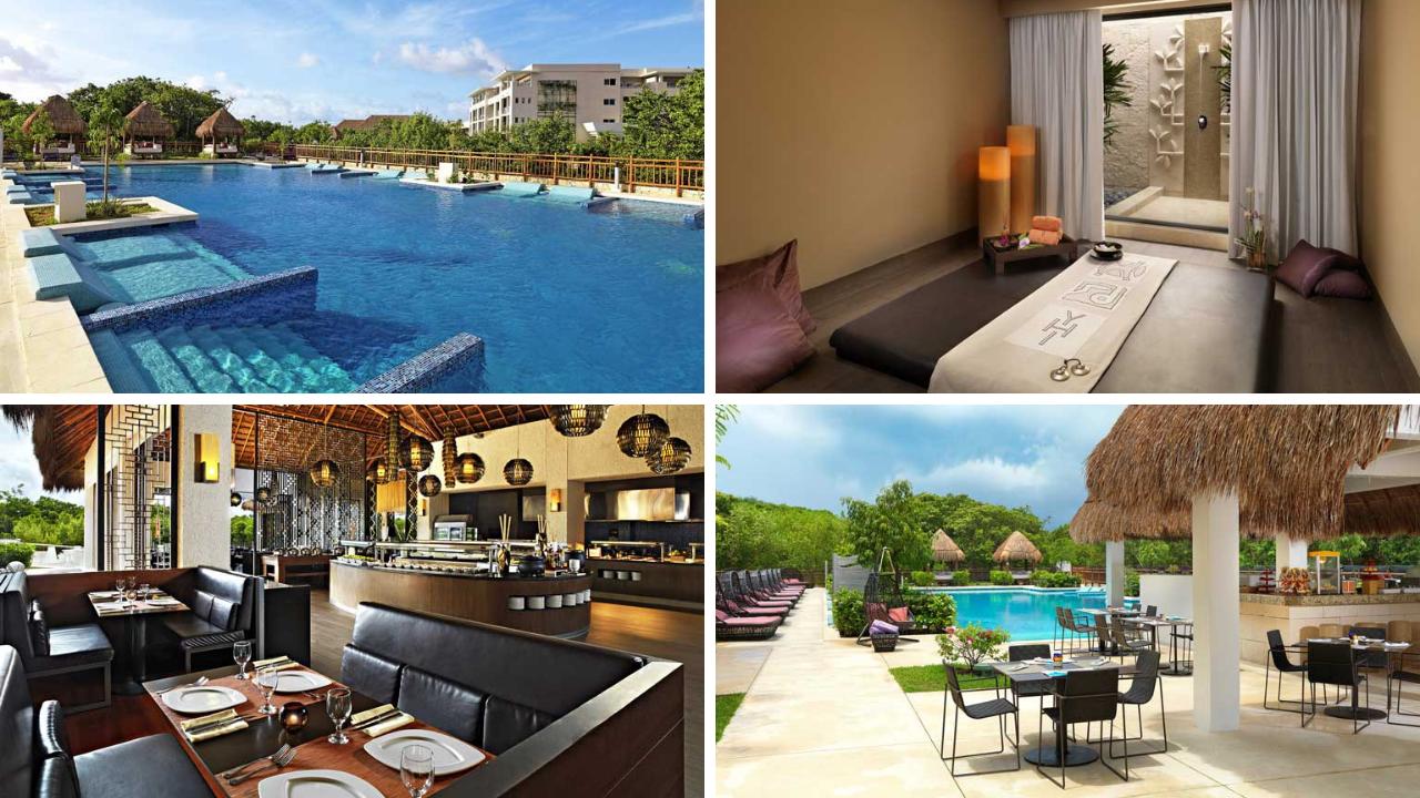 Urlaub an der Riviera Maya   Paradisus Hotels and Resorts strand sonne news mexiko angebot  tui berlin paradisus la esmeralda canva