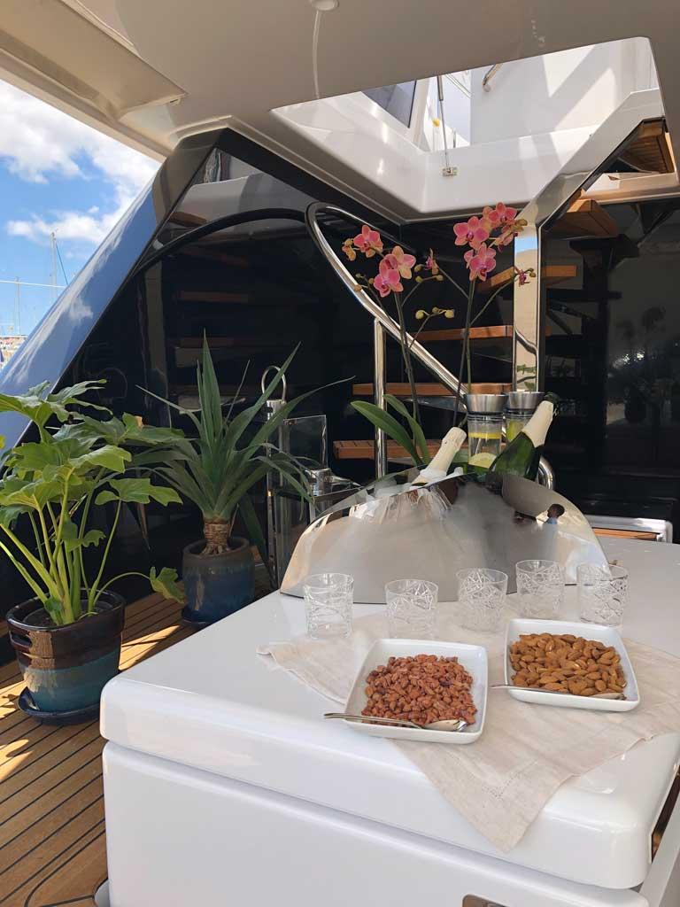 Samadhi Ocean Resort   Mein Besuch auf der privaten  Segelyacht sonne reisebericht new kanaren expertentipps  tui berlin samadhi teneriffa empfang