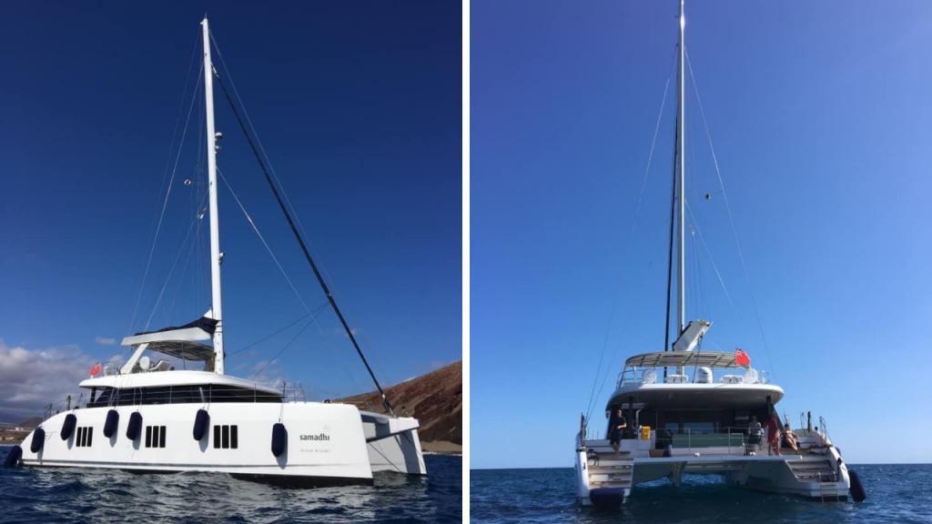 Samadhi Ocean Resort   Mein Besuch auf der privaten  Segelyacht sonne reisebericht new kanaren expertentipps  tui berlin samadhi teneriffa schiff canva 1024x576