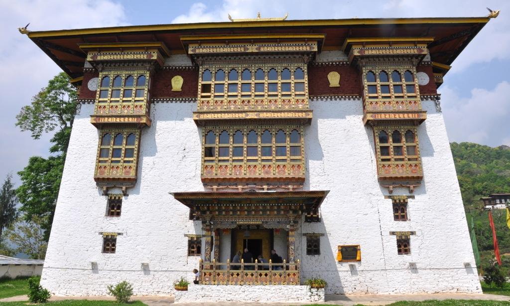 Chorten Ningpo-Kloster, Bhutan - World of TUI Berlin Reisebericht