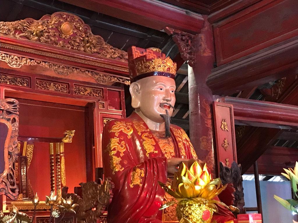 Unterwegs durch Vietnam   Meine kulinarische Reise von Nord nach Süd vietnam reisebericht new  Hanoi Literaturtempel 2 1024x768