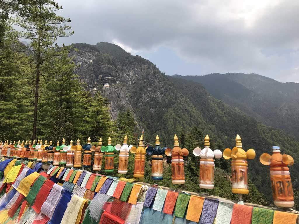 Aufstieg zum Tiger's Nest, Bhutan - World of TUI Berlin Reisebericht