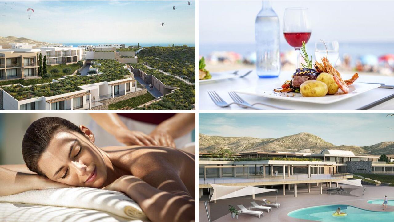tui, berlin, reisebüro, ROBINSON Sommer, Cluburlaub, Neueröffnung, Mittelmeer, Luxushotel, Special, Kreta, Griechenland, ROBINSON Club Ierapetra, 2020,