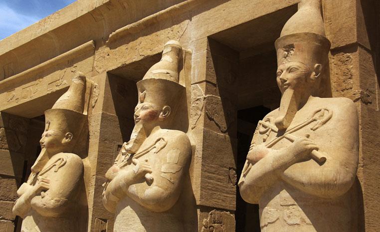 TUI Berlin, Reisen, Angebote, Special, TUI Tipp der Woche, Ägypten, Nil, Nilkreuzfahrt, Kreuzfahrt, MS Steigenberger Legacy, Tempel, Pharaos, Luxor, Geschichte