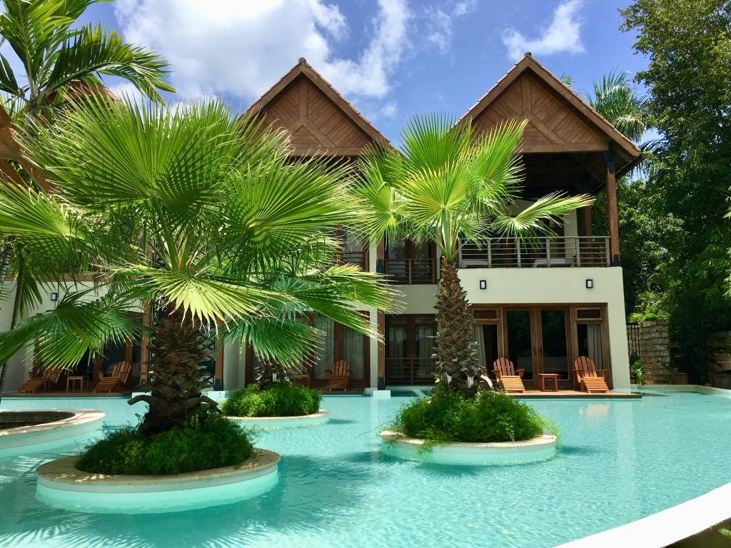 Meine Top 12 Hotels im Süden der Dominikanischen Republik strand sonne new dominikanische republik  TUI Dom Rep Casa de Campo Villa 1 1024x768
