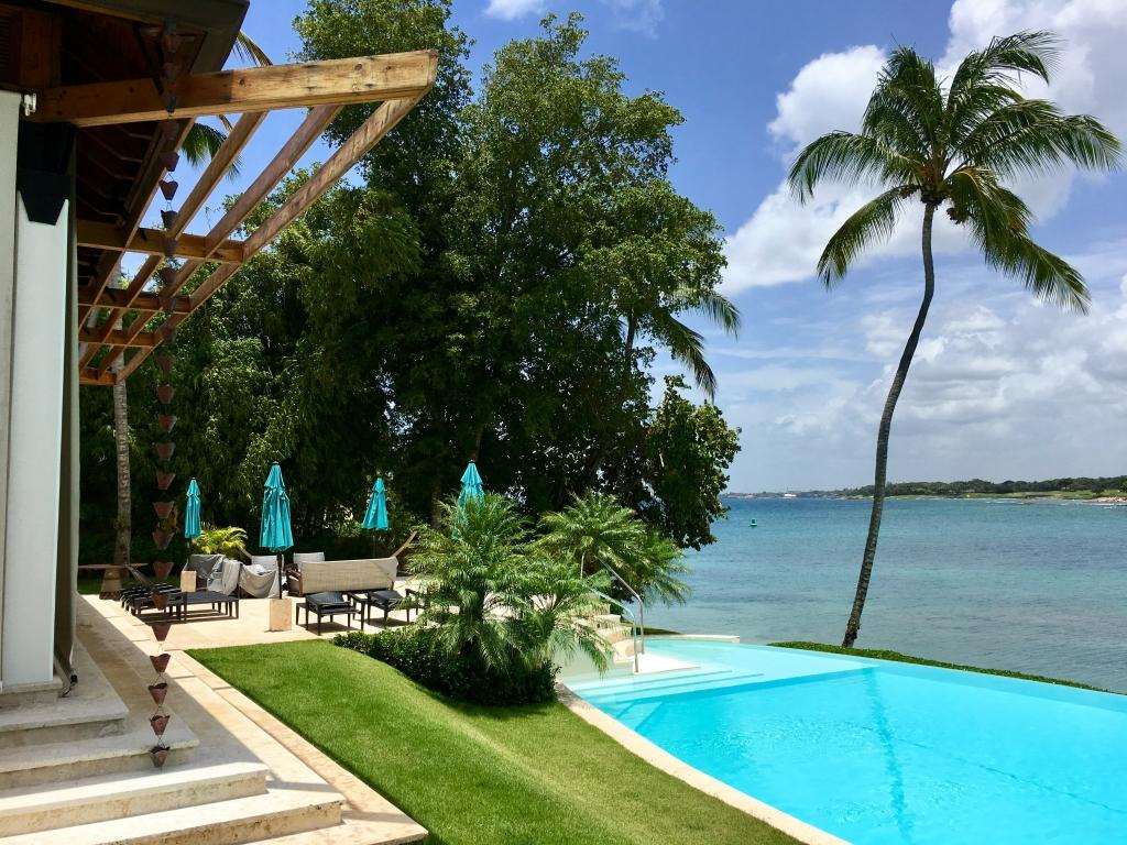 Meine Top 12 Hotels im Süden der Dominikanischen Republik strand sonne new dominikanische republik  TUI Dom Rep Casa de Campo Villa 2 1024x768