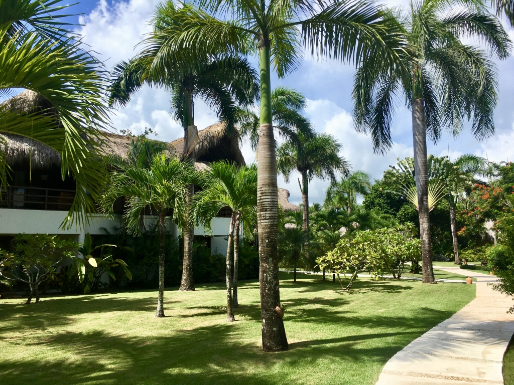 Anlage des Reserve Paradisus Palma Real in Punta Cana - World of TUI Berlin Reisebericht