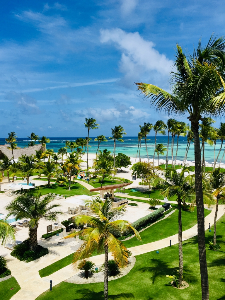 Anlagge des Westin Punta Cana Resort & Club - World of TUI Berlin Reisebericht
