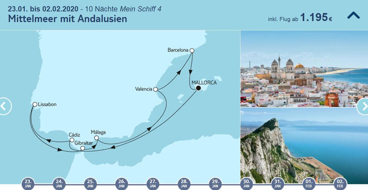 TUI Berlin, Reisen, Angebote der Woche, TUICruises, Mein Schiff, Reiseberatung, Angebot, Special, Buchung Reisebüro, Mittelamerika, Europa, Nordamerika