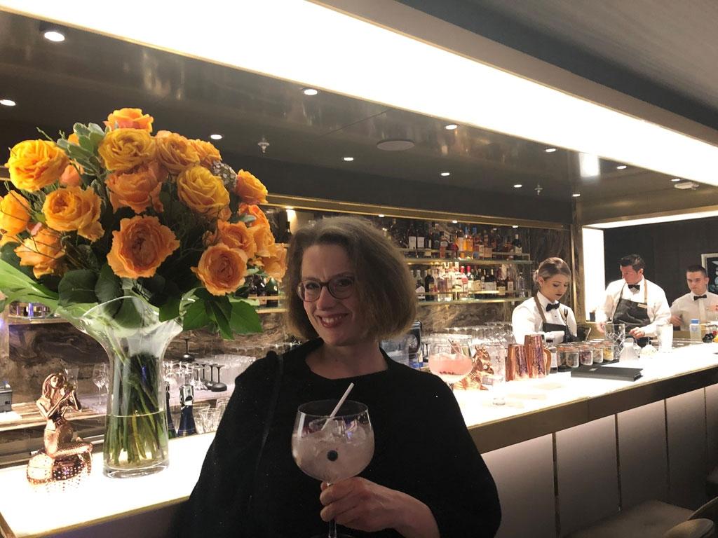 RSS Splendor Meridian Lounge  - World of TUI Berlin Reisebericht