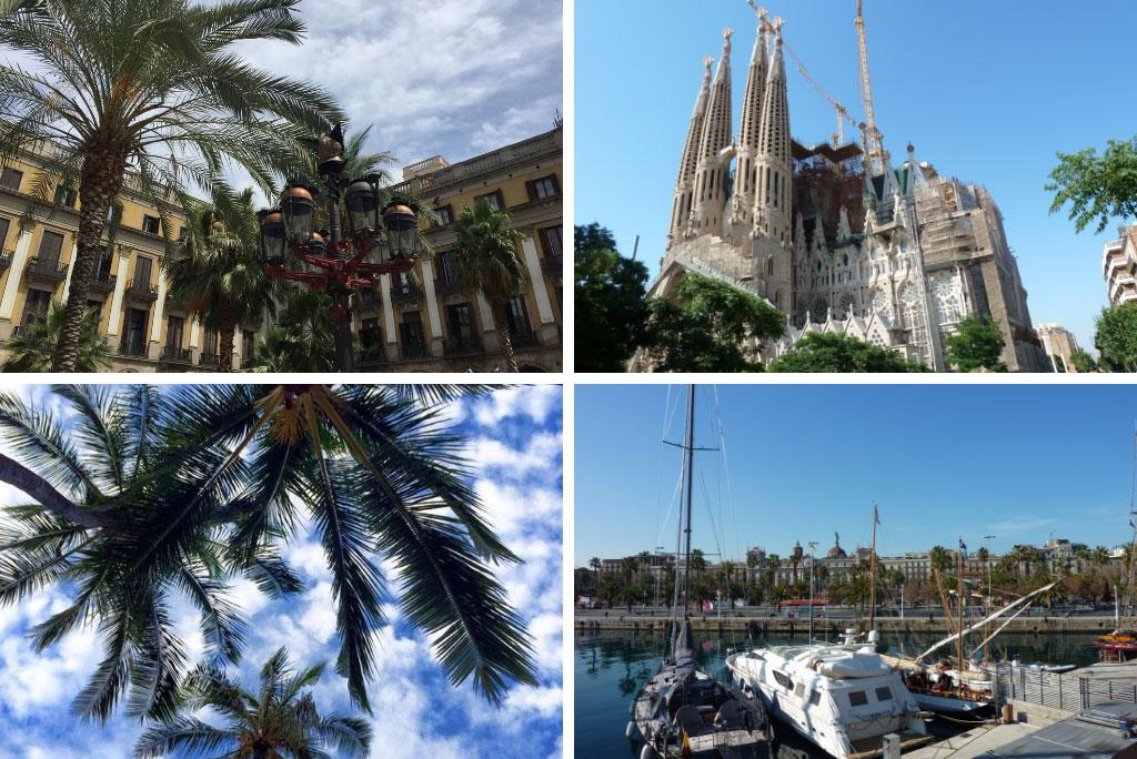 Barcelona - World of TUI Berlin