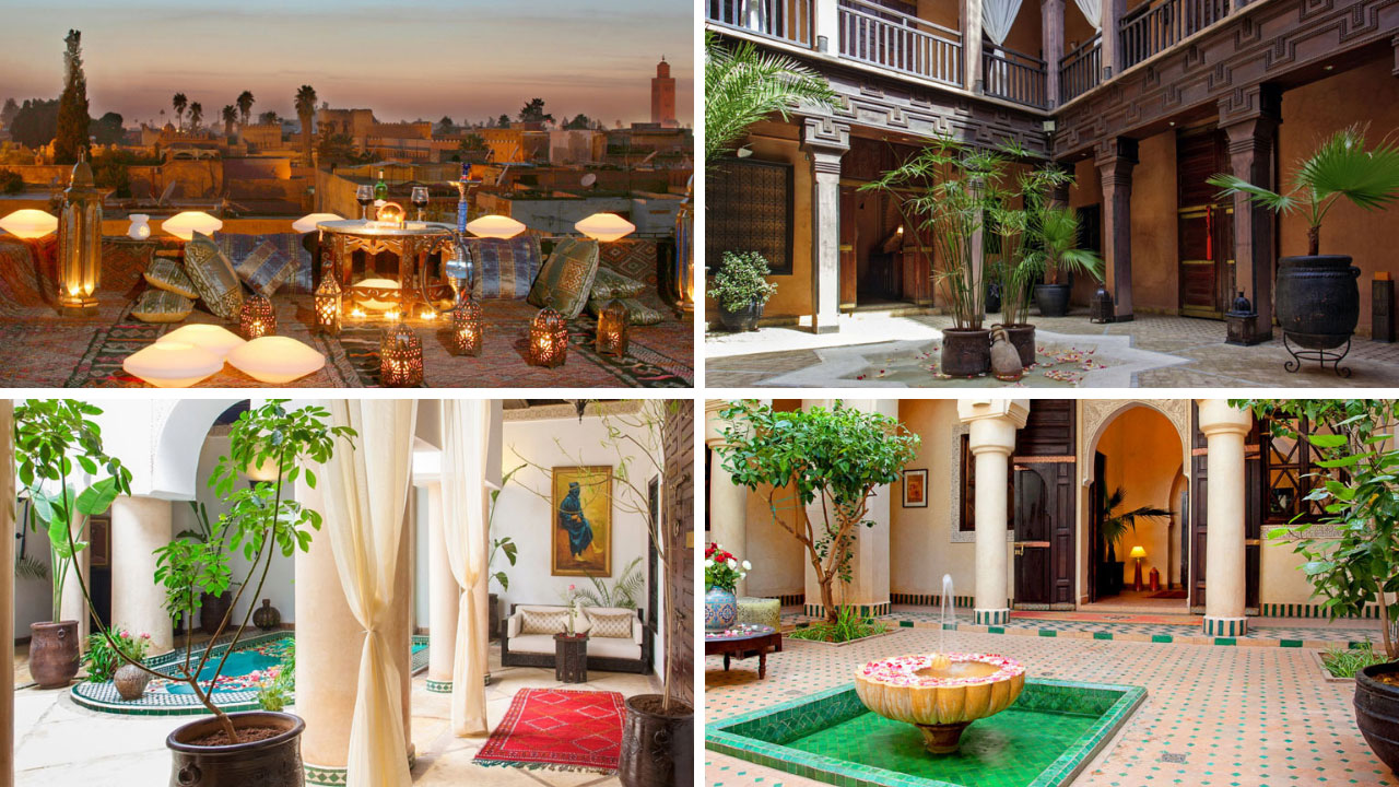 Angsana Riad Collection, Marrakesch - World of TUI Berlin