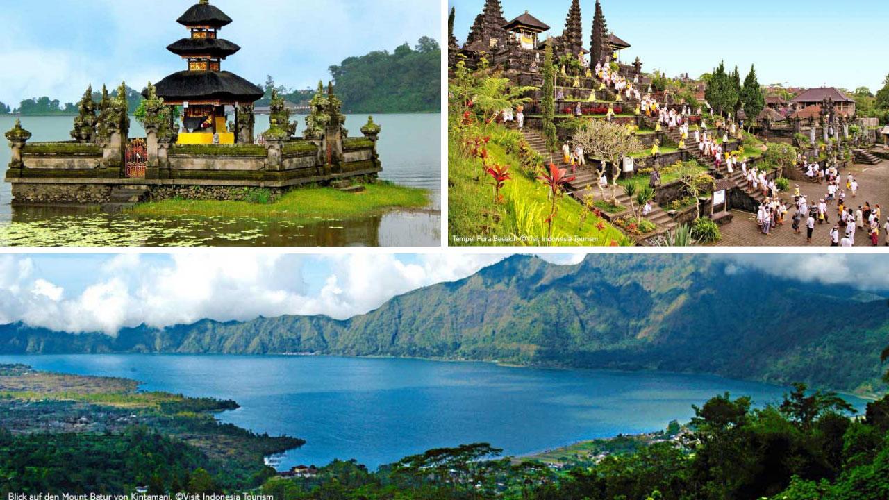 Bali Landschaft - World of TUI Berlin