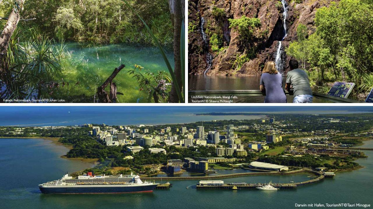 Bali Meets Australia Rundreise - World of TUI Berlin