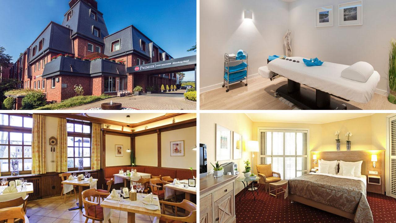Best Western Premier Alsterkrug Hotel, Hamburg - World of TUI Berlin