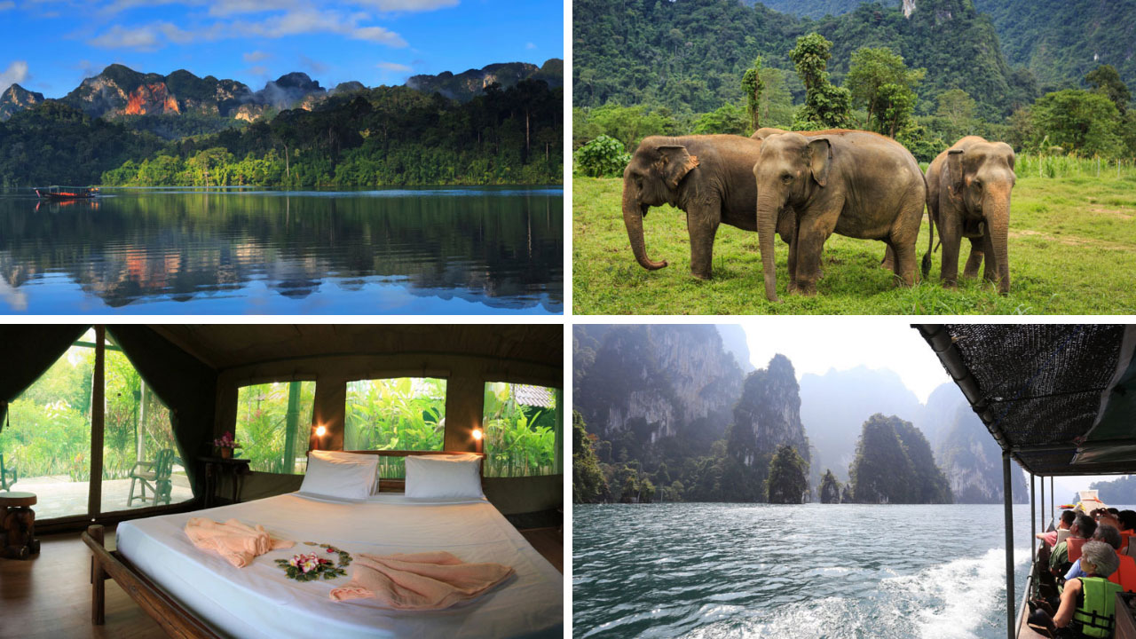 Elephant Hills Natur Safari, Thailand - World of TUI Berlin