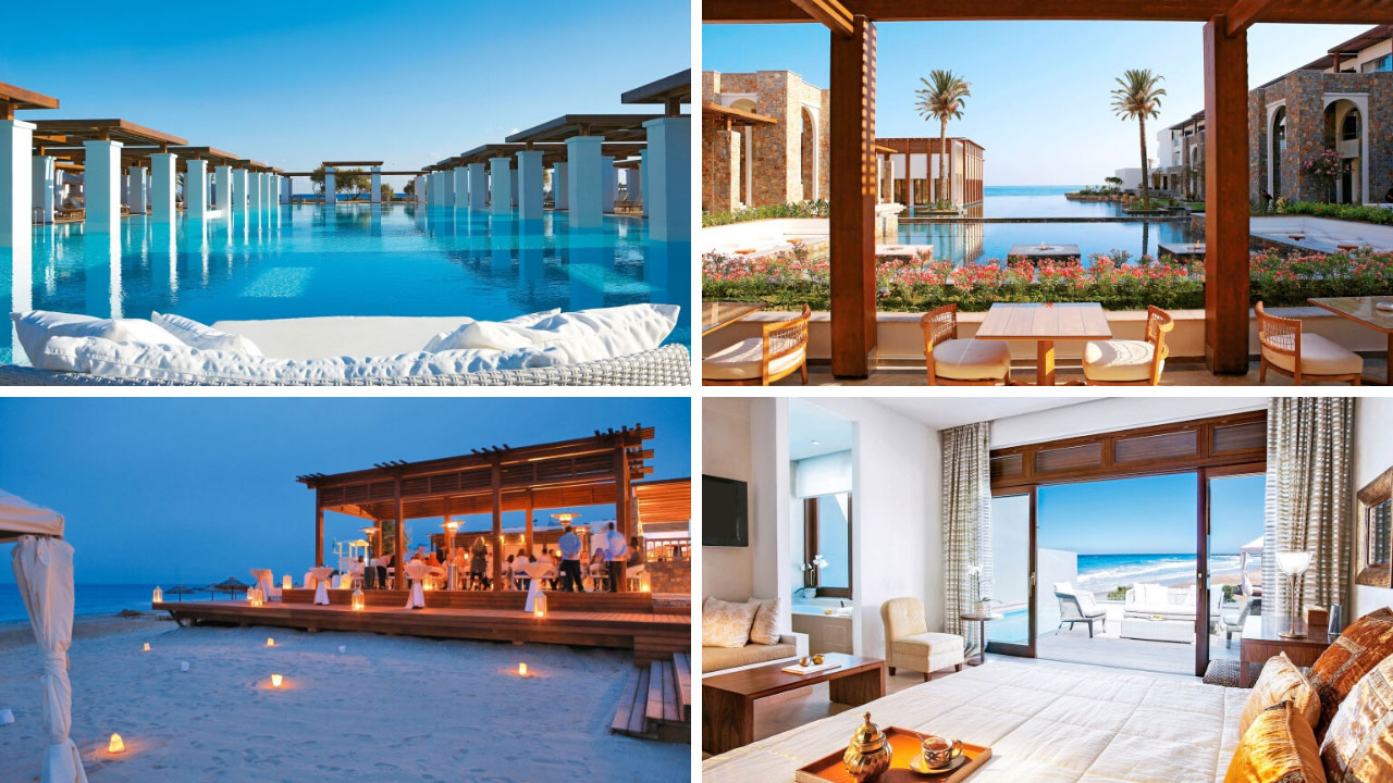 Grecotel Amirandes - World of TUI Berlin