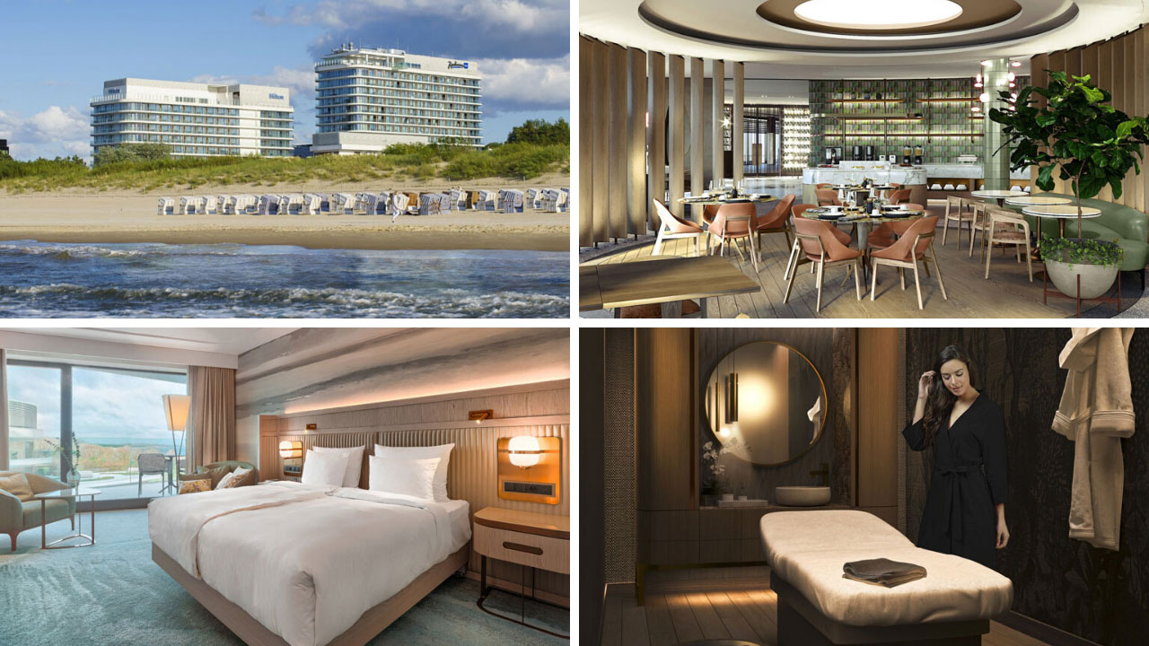 Hilton Swinoujscie Resort, Polen - World of TUI Berlin