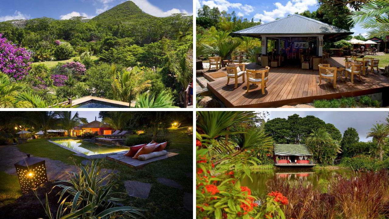 Lakaz Chamarel Lodge, Mauritius - World of TUI Berlin