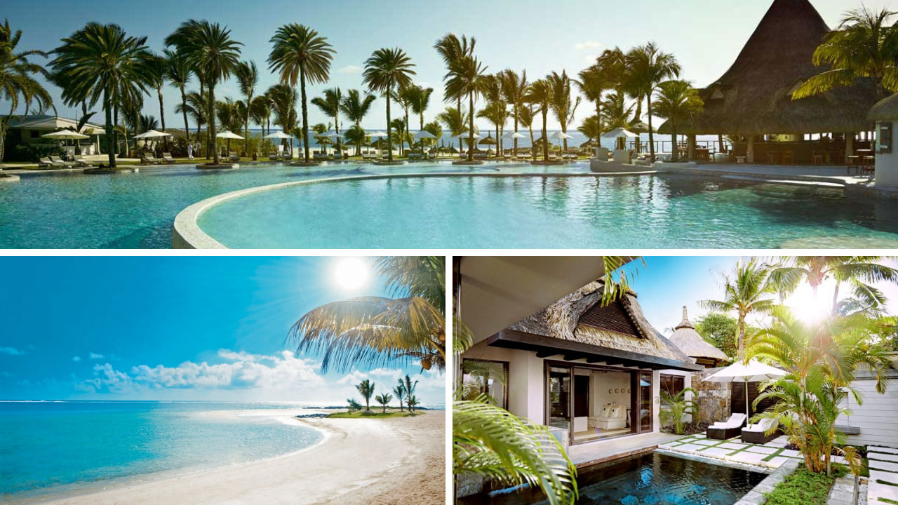 LUX* Belle Mare, Mauritius - World of TUI Berlin