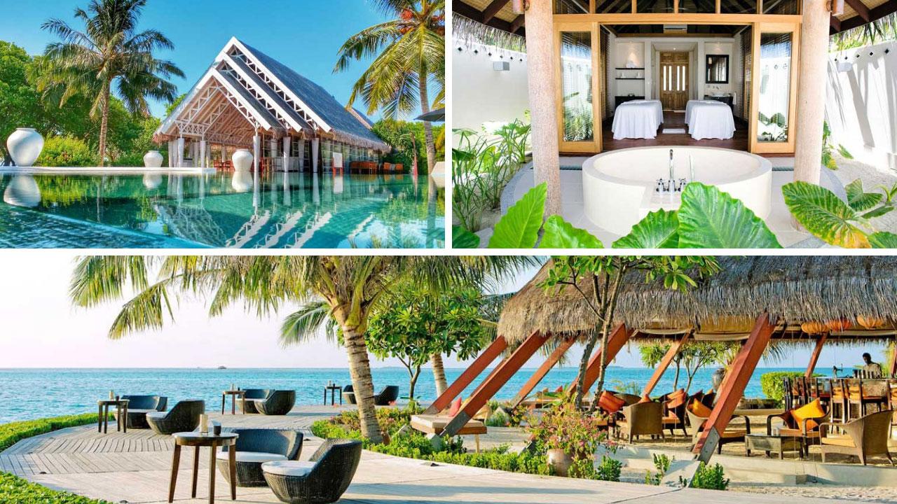LUX* South Ari Atoll - World of TUI Berlin