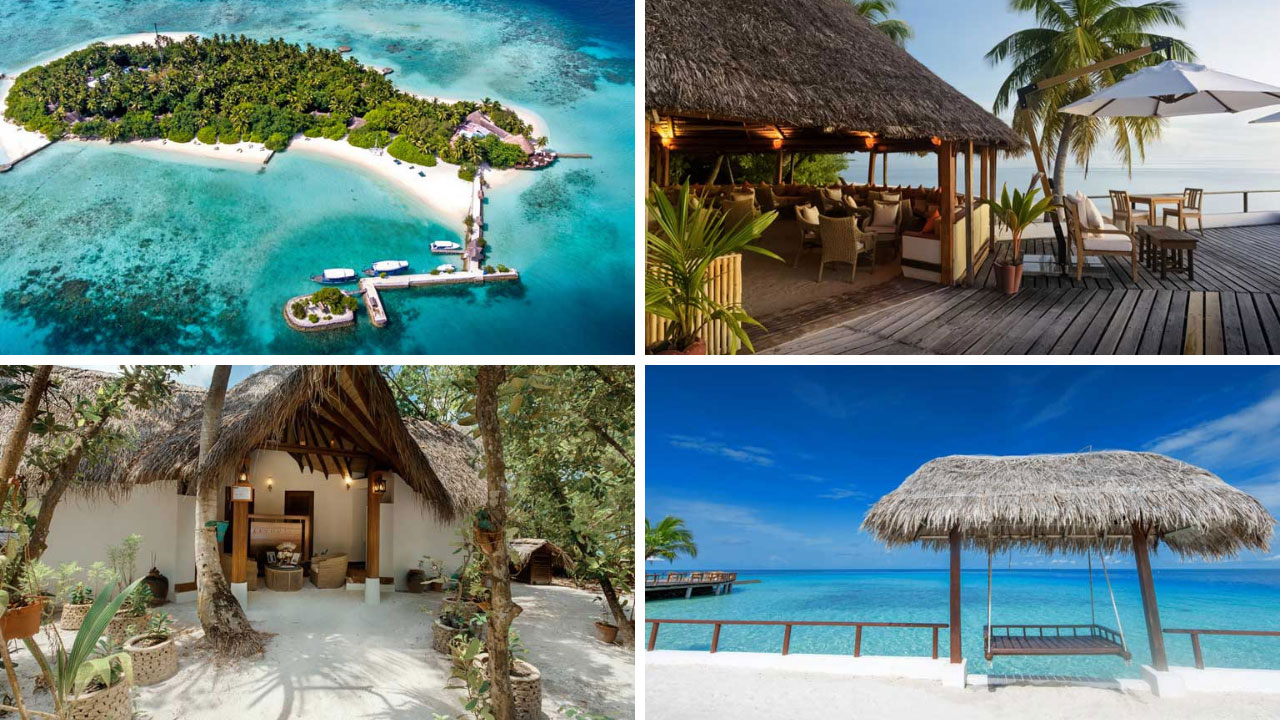 Makunudu Island, Malediven - World of TUI Berlin