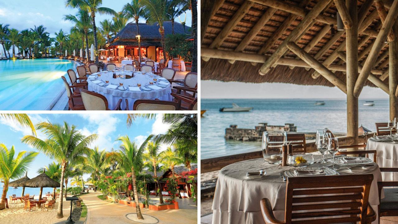 Paradis Beachcomber Mauritius Restaurants - World of TUI Berlin