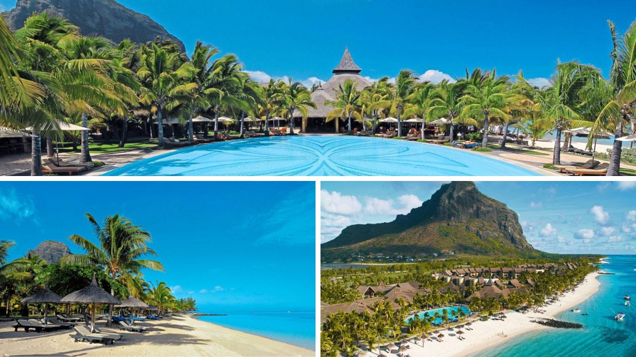 Paradis Beachcomber Mauritius - World of TUI Berlin