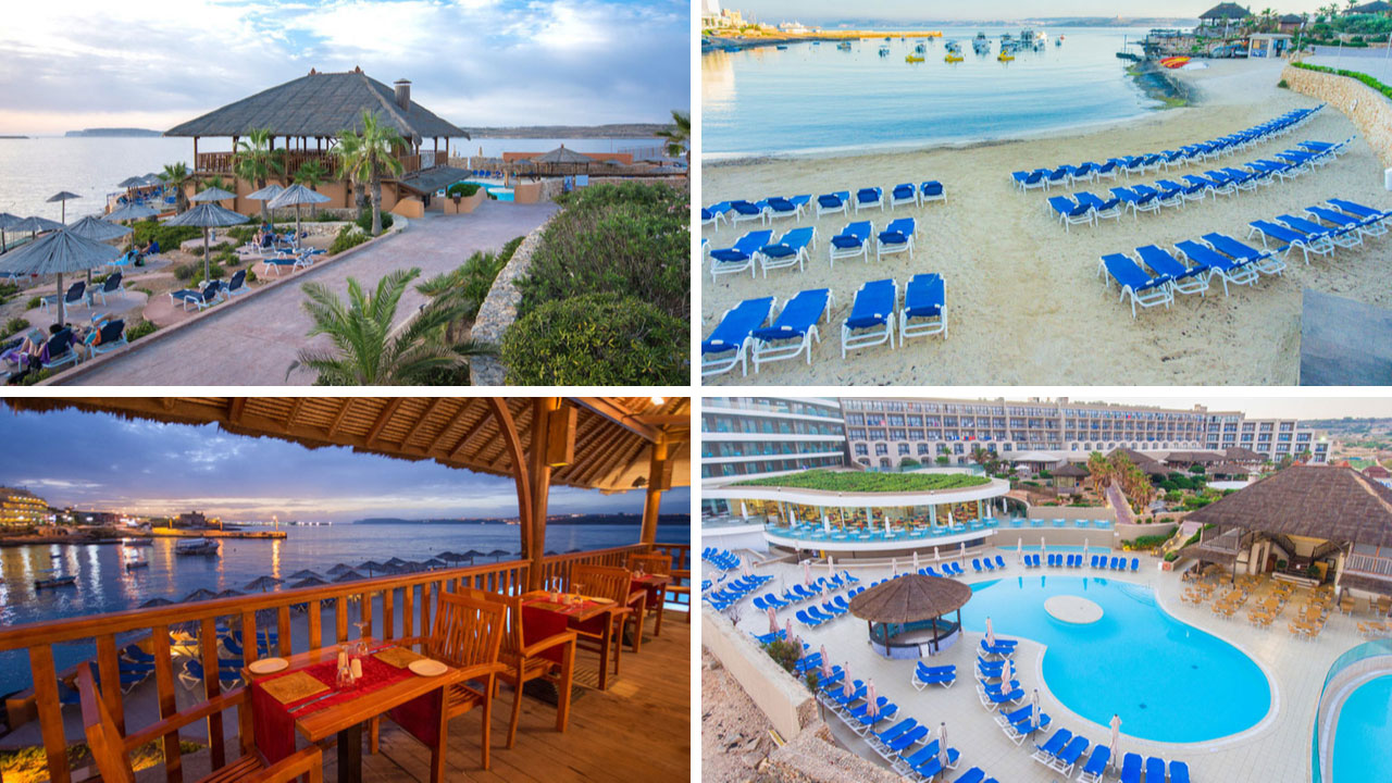 Hotel Ramla Bay, Malta - World of TUI Berlin