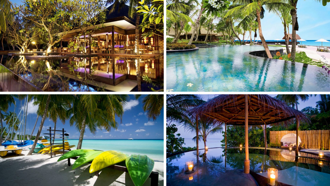One&Only Reethi Rah, Malediven - World of TUI Berlin
