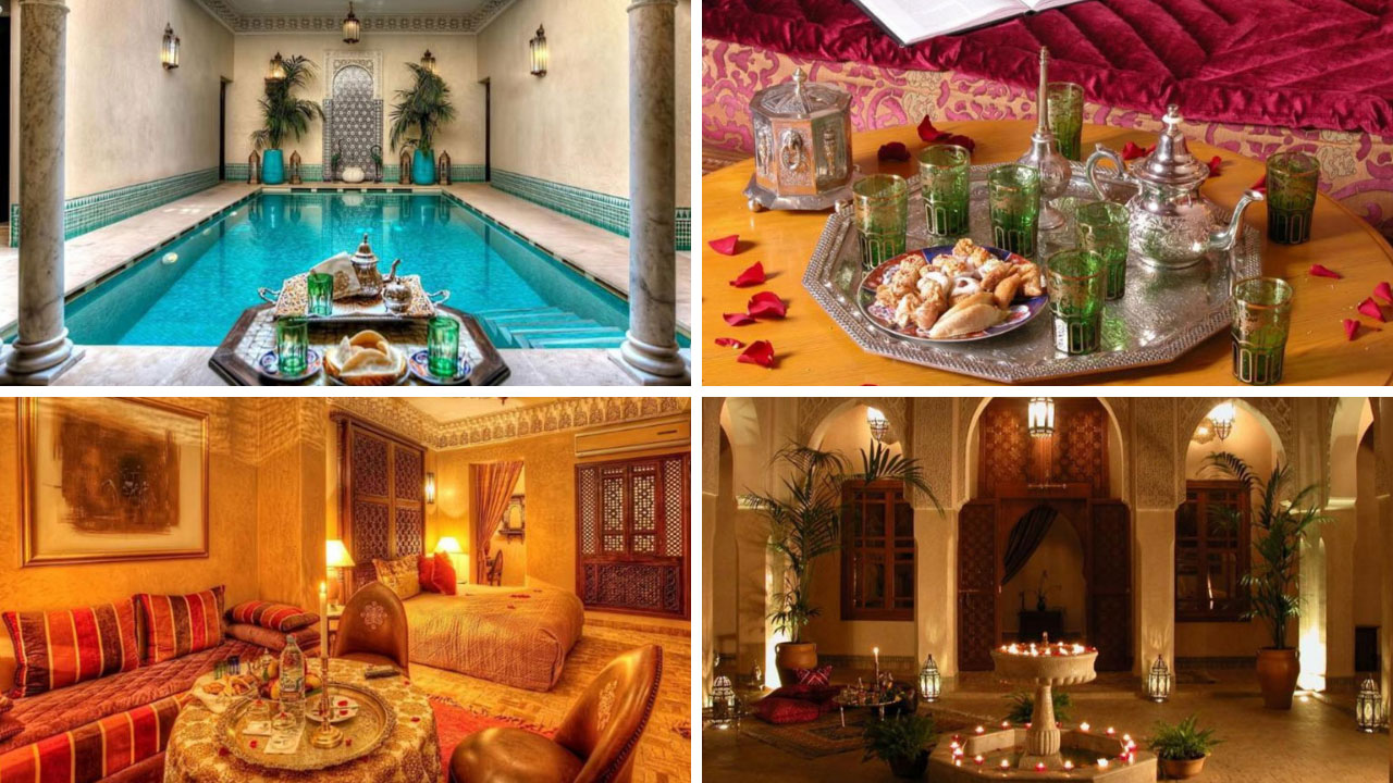 Riad Kniza, Marrakesch - World of TUI Berlin