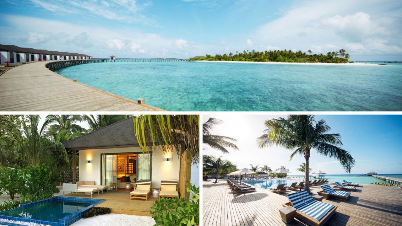 ROBINSON Club Noonu, Malediven - World of TUI Berlin