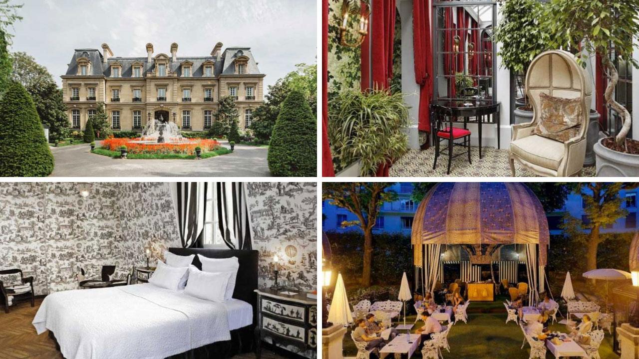 Saint James Relais & Chateaux, Paris - World of TUI Berlin