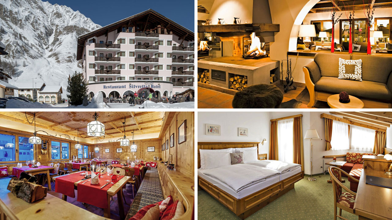 Silvretta Hotel & Spa - World of TUI Berlin