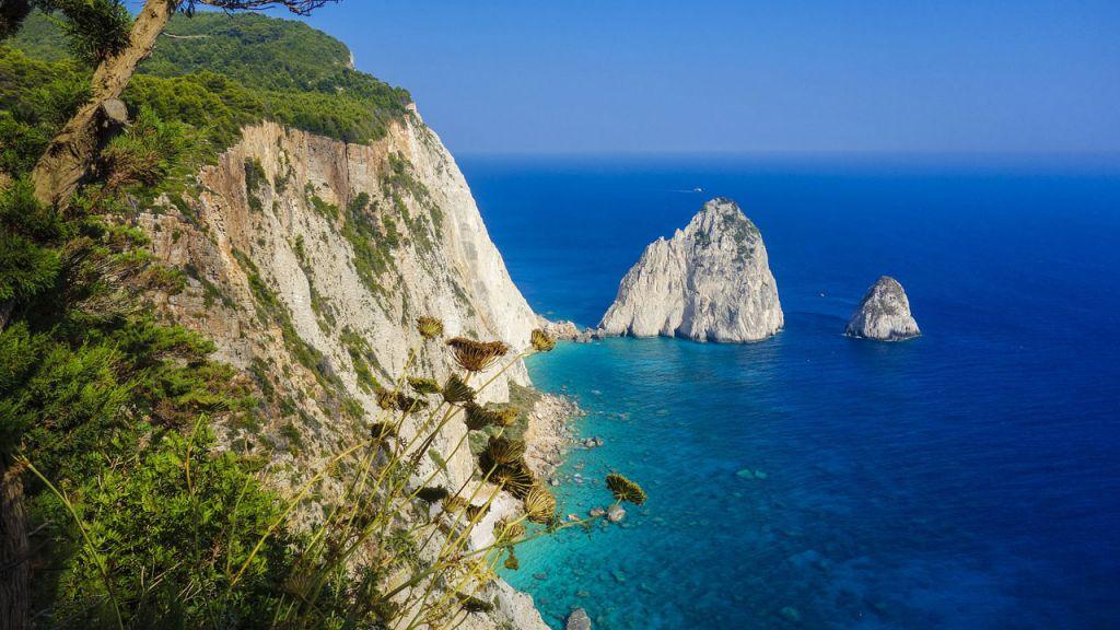 Küste von Kreta, Griechenland