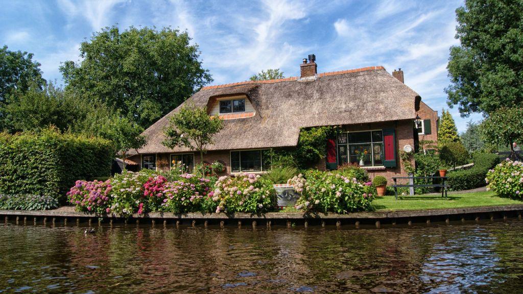 Bauernhof Niederlande