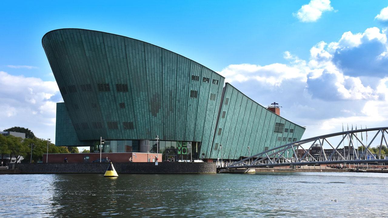 Nemo Science Museum Amsterdam, Niederlande