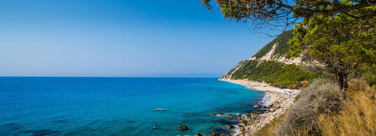 TUI Cruises Blaue Reisen in die griechische Inselwelt