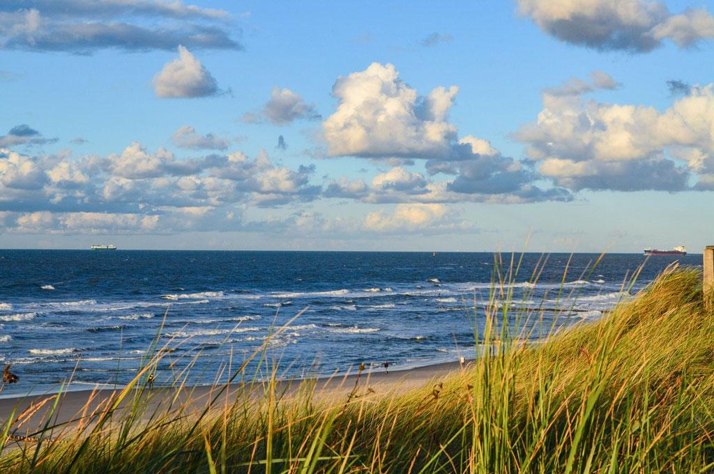 Ostseeküste in Deutschland