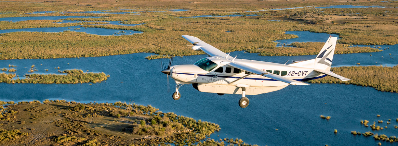 Botswana airtours private travel Wilderness