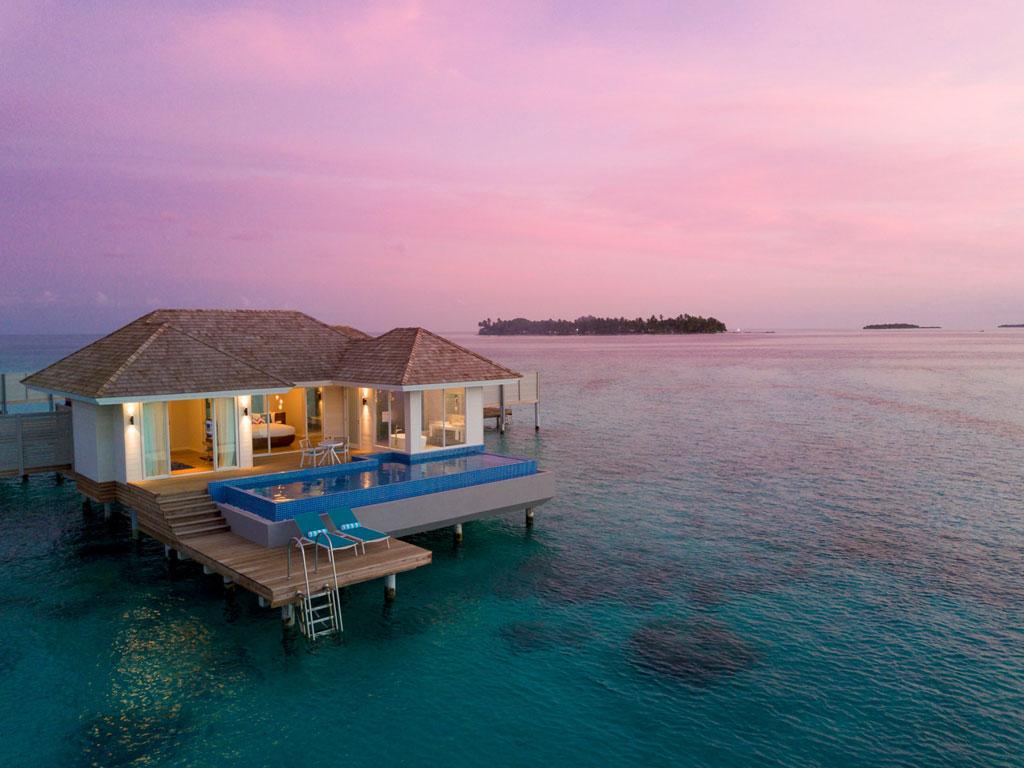 Kandima Maldives Aqua Pool Villa