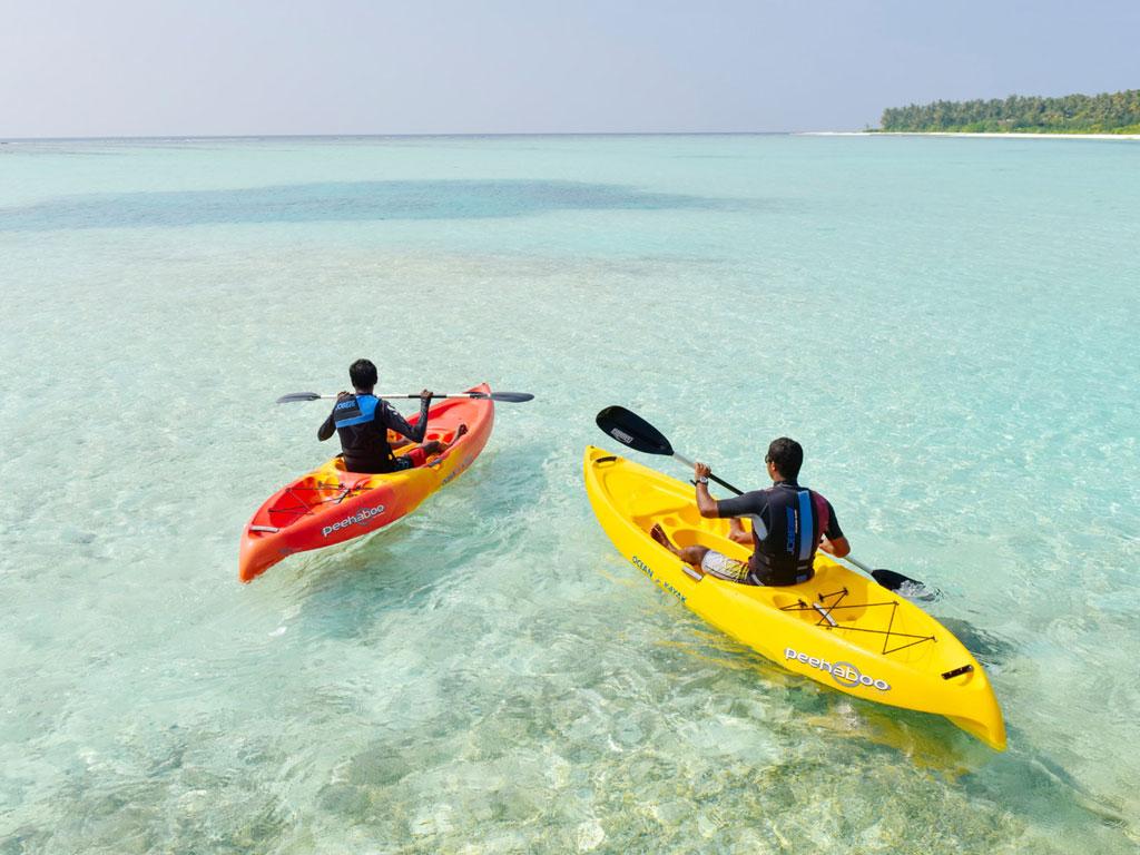 Kandima Maldives Wassersport