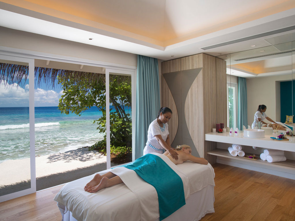 Kandima Maldives Wellness-Bereich