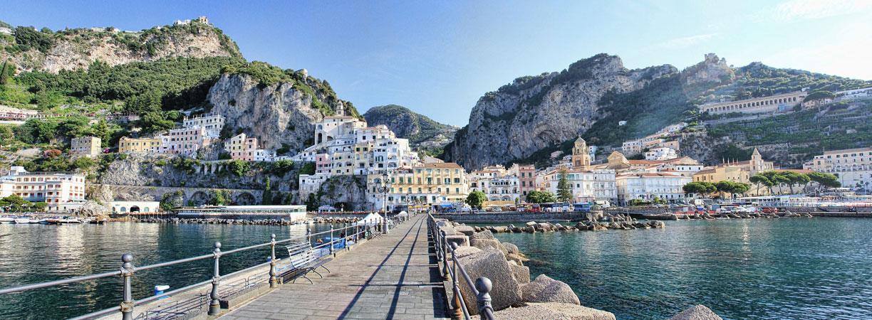 Amalfi-Küste, Italien
