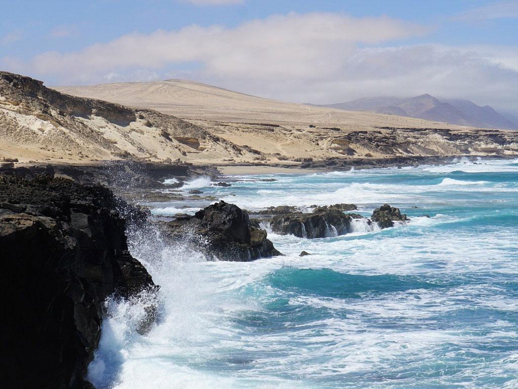 Küste von Fuerteventura