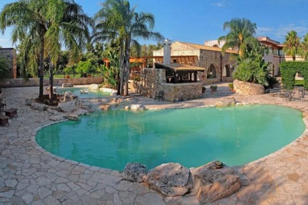 Viverde Hotel Tenuta Moreno, Apulien   Natur aktiv und bewusst erleben. staedtereisen europa  Anlage