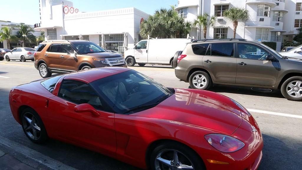 Florida. Sunshine State mit Corvette und Sunshine. usa sonne karibik mittelamerika  Corvette 2 1024x576