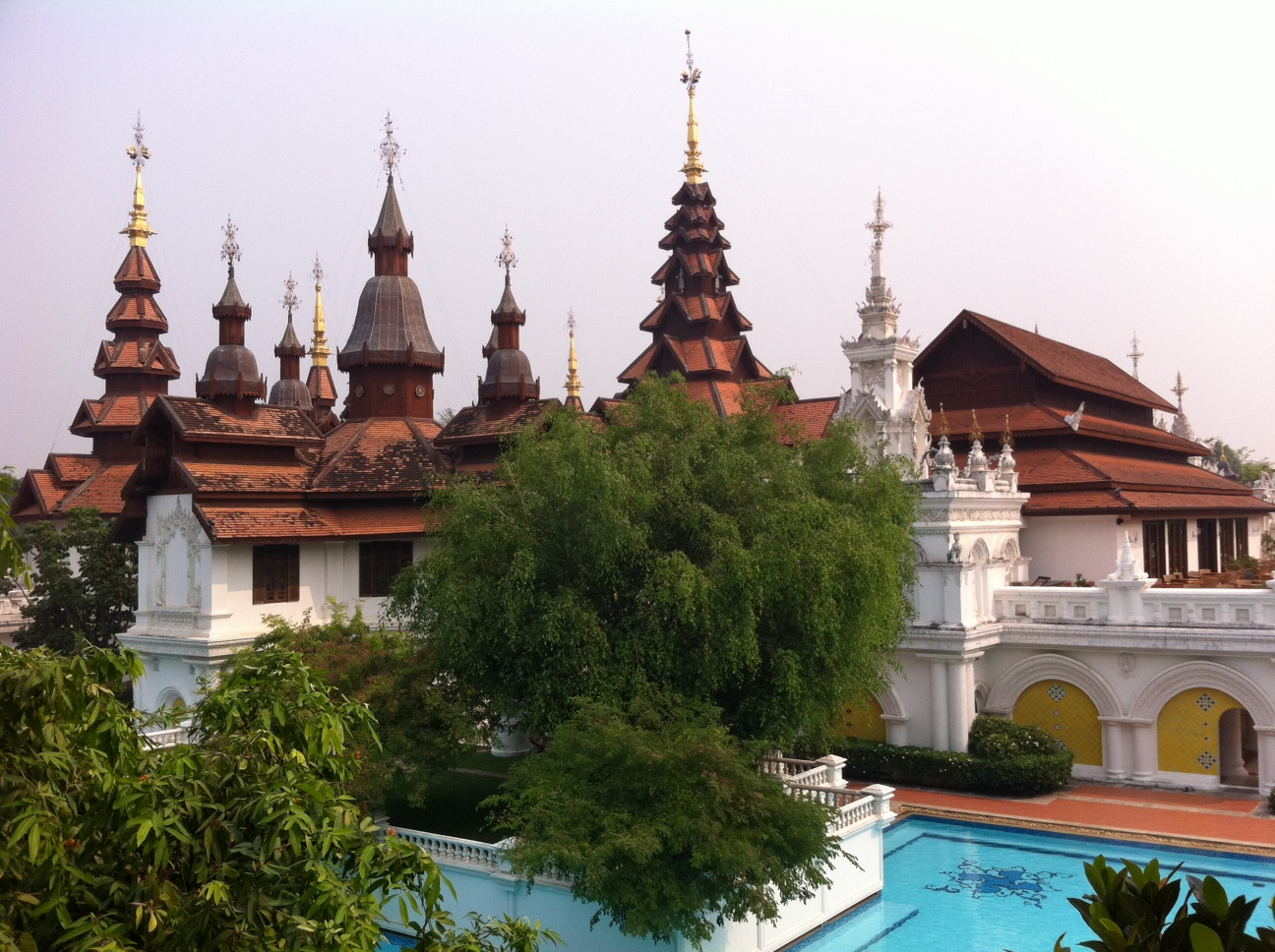 Bangkok und Chiang Mai thailand asien  Dhara Dhevi