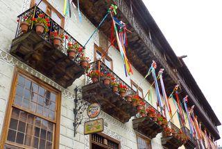 Teneriffa und La Gomera europa  Die berühmten Balkone von Orotava