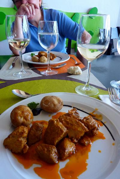 Teneriffa und La Gomera europa  Essen1